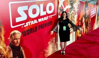 Star Wars' SOLO Premiere and Star-Studded After Party