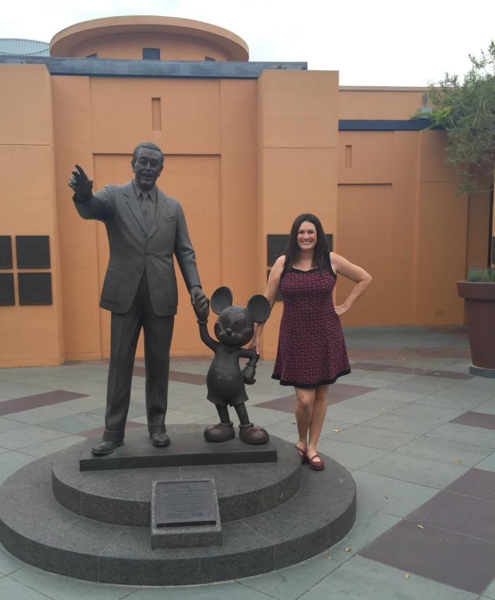 Legends Plaza - Walt Disney Studios