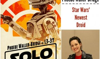 New Star Wars L3-37 Droid – A Droid with an Agenda