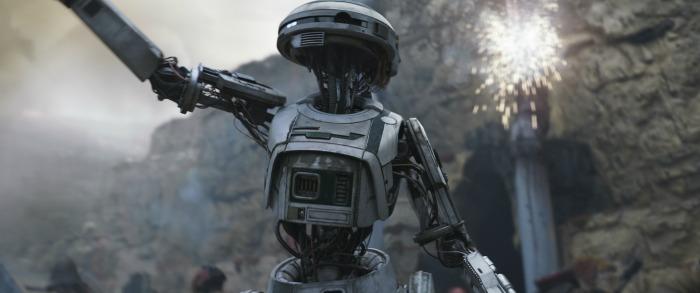 L3-37 Star Wars Droid