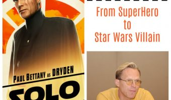 Paul Bettany – Superhero to Star Wars Villain