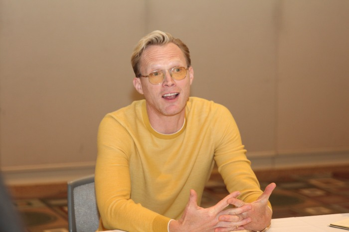 Paul Bettany Star Wars villain