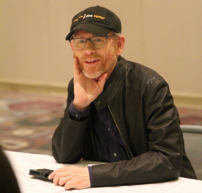 SOLO Director Ron Howard