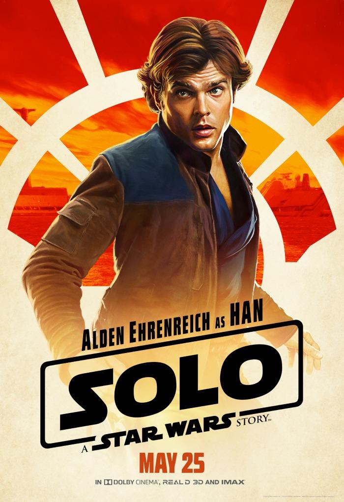Solo - Alden Ehrenreich