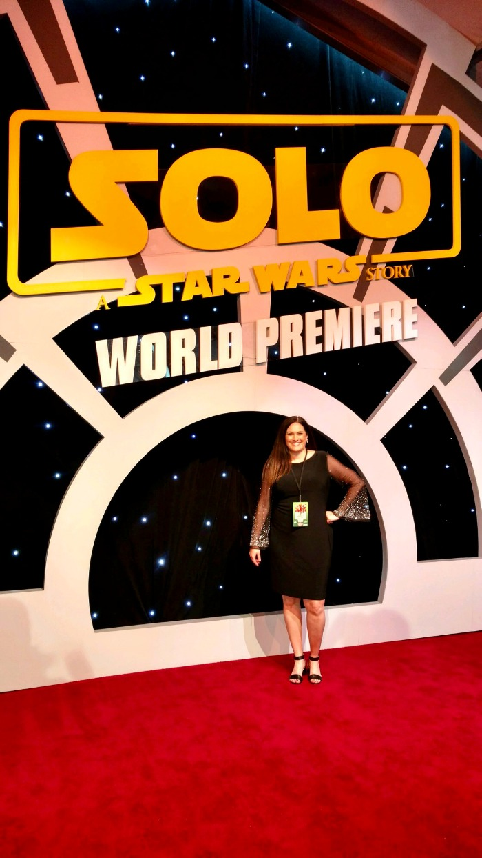 Solo Premiere - World Premiere for Solo A Star Wars Story