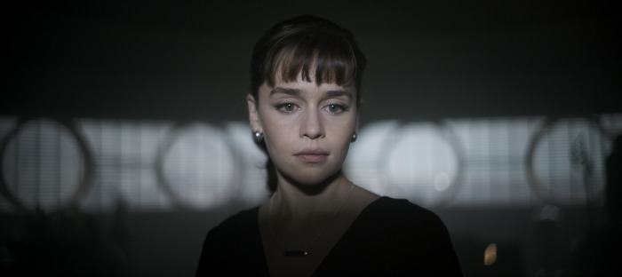 Emilia Clarke interview - Solo A Star Wars Story