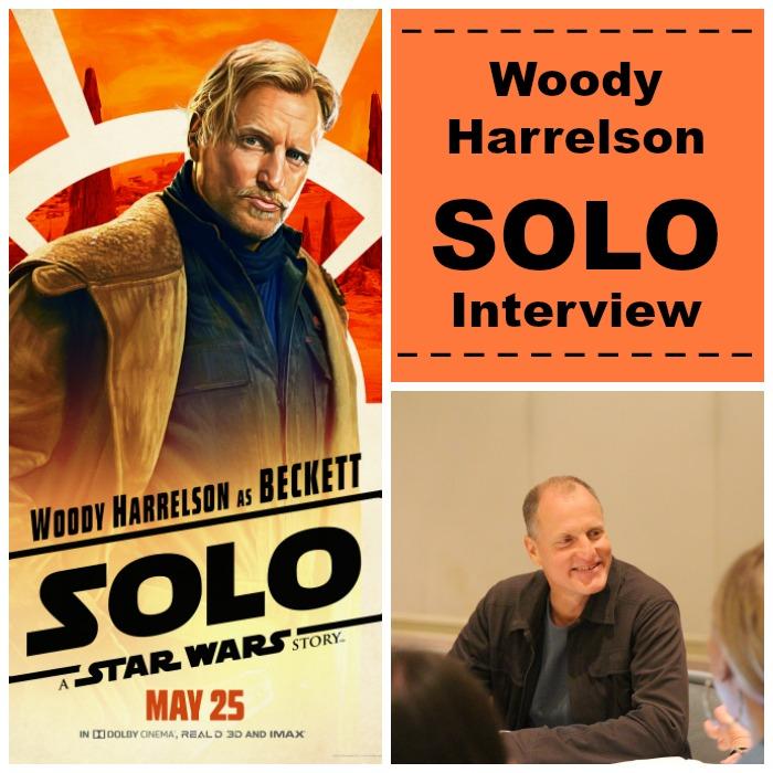 Woody Harrelson SOLO Interview
