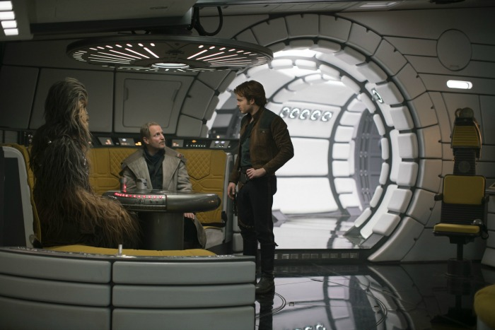 Woody Harrelson Star Wars