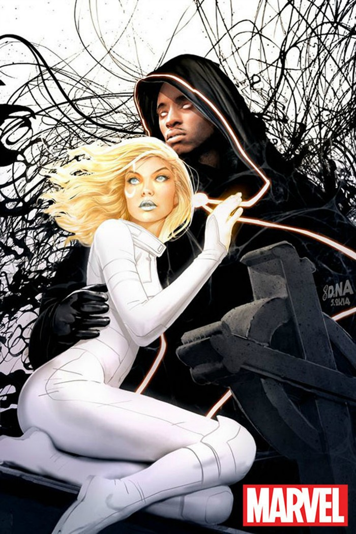 Marvel's Cloak & Dagger based off comics