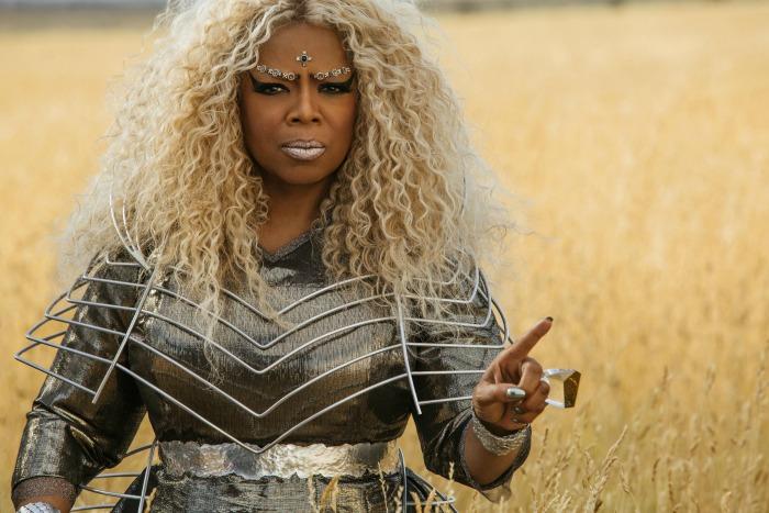 A Wrinkle in Time Oprah Winfrey