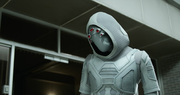 Ant-Man and the Wasp Ghost villain