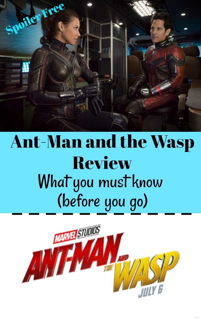 Ant-Man and the Wasp spoiler free review - what you must know before you go