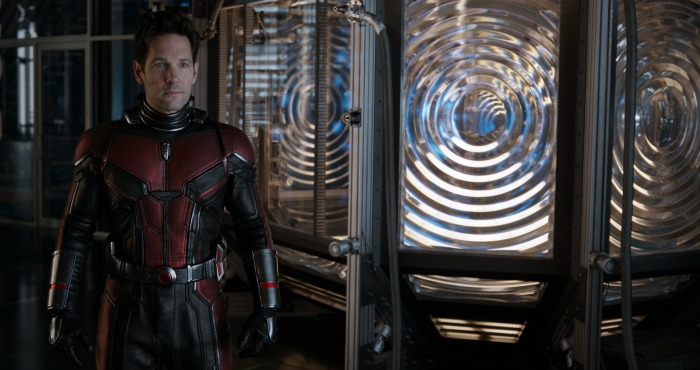 Ant-man and the wasp visually stunning