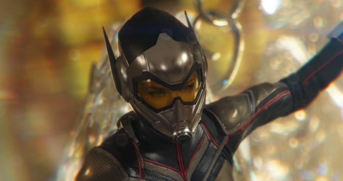 Antman and the wasp - WASP
