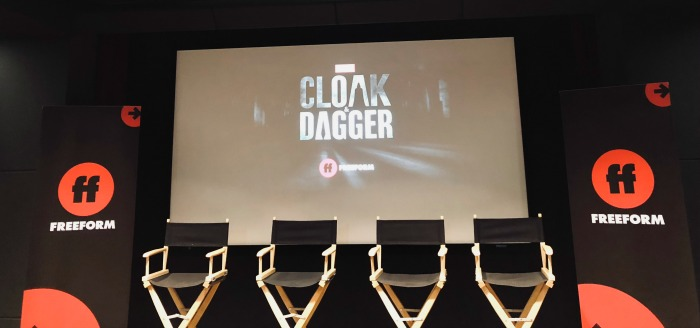 Cloak & Dagger exclusive interviews