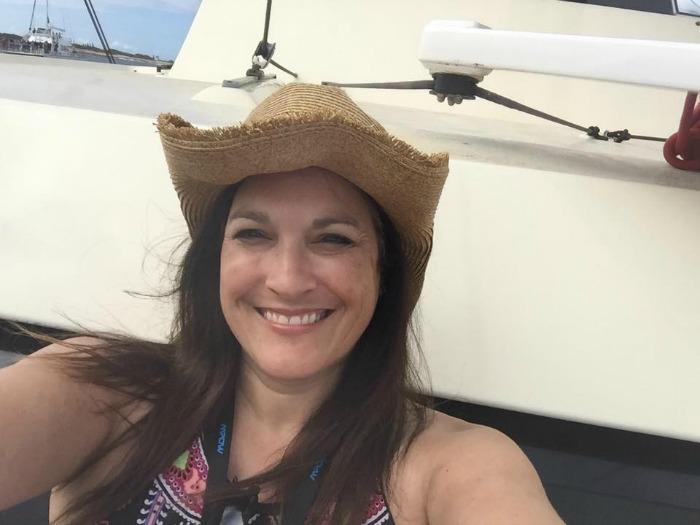 Cruising Napali Coast