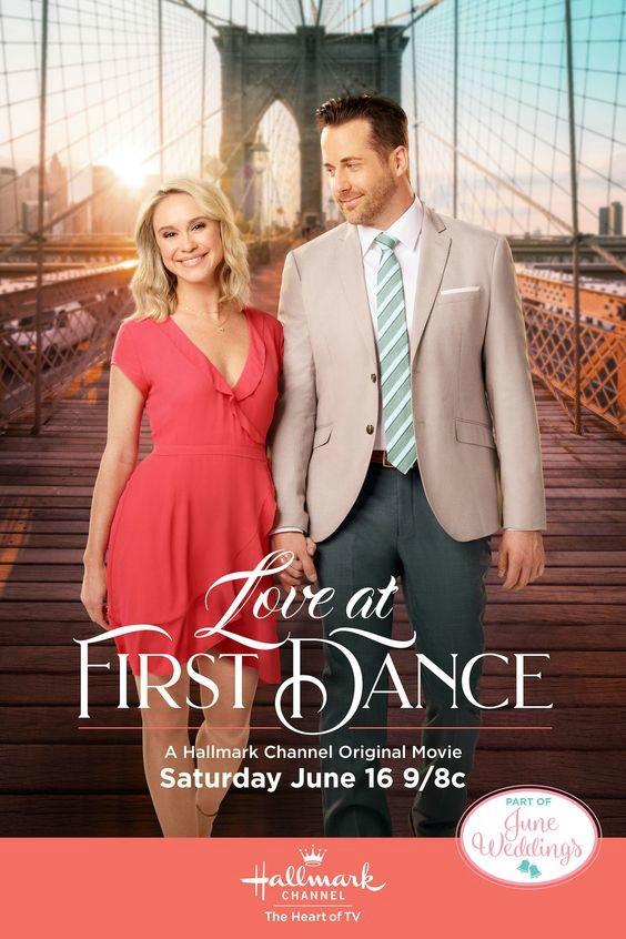 Hallmark Channel's Love at First Dance Saturday June 16