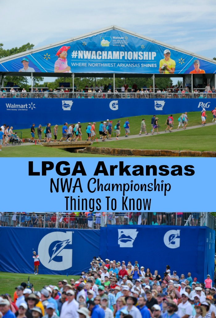 LPGA Arkansas NWA Championship Things to Know