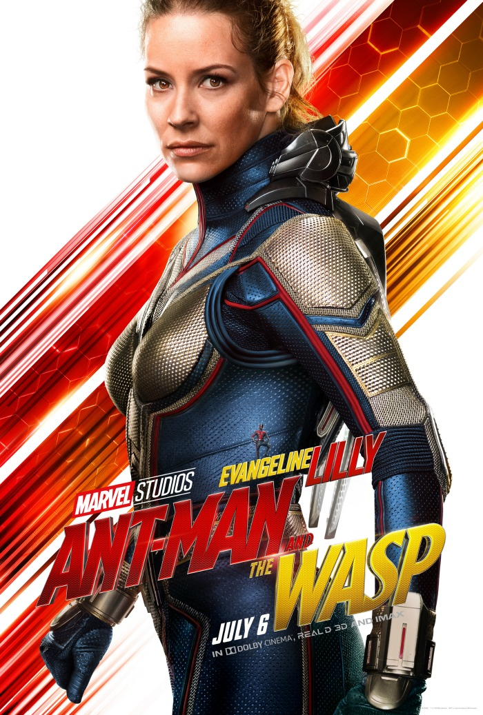 Ant-Man and the Wasp - Evangeline Lilly