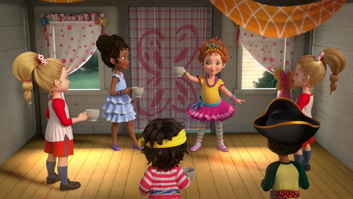 Disney Junior's Fancy Nancy premiere episode