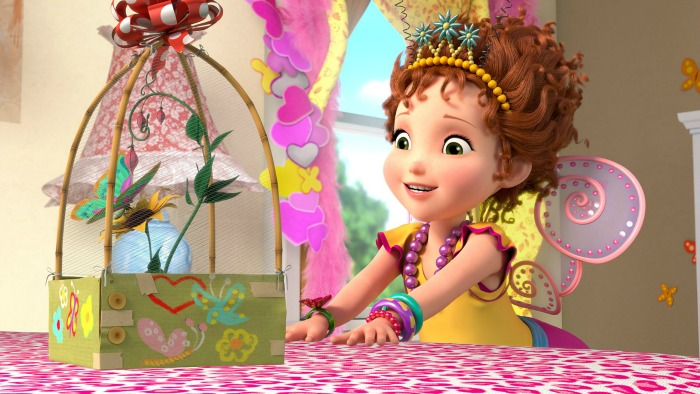Disney Junior's Fancy Nancy shows