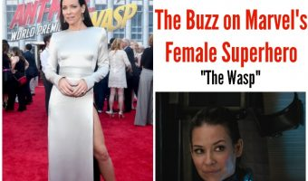 The Buzz: Evangeline Lilly Ant-Man and The Wasp Interview