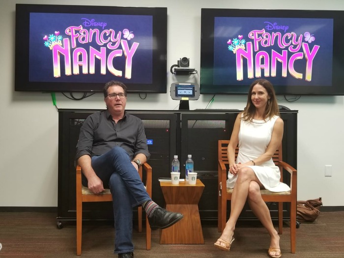 Fancy Nancy Executive Producer and Story Writer