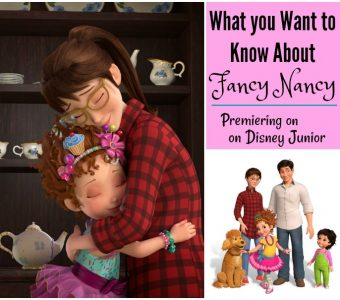 Disney Junior's Fancy Nancy – What This Mom Thinks