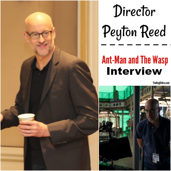 Peyton Reed Ant-Man and The Wasp Interview