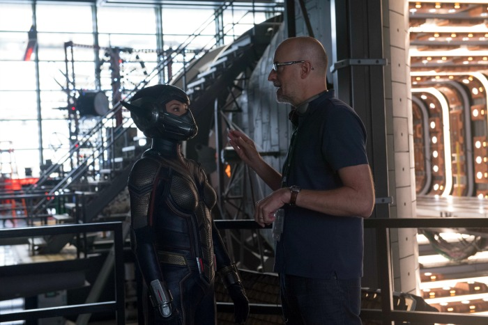 Peyton Reed Ant-Man and The Wasp director