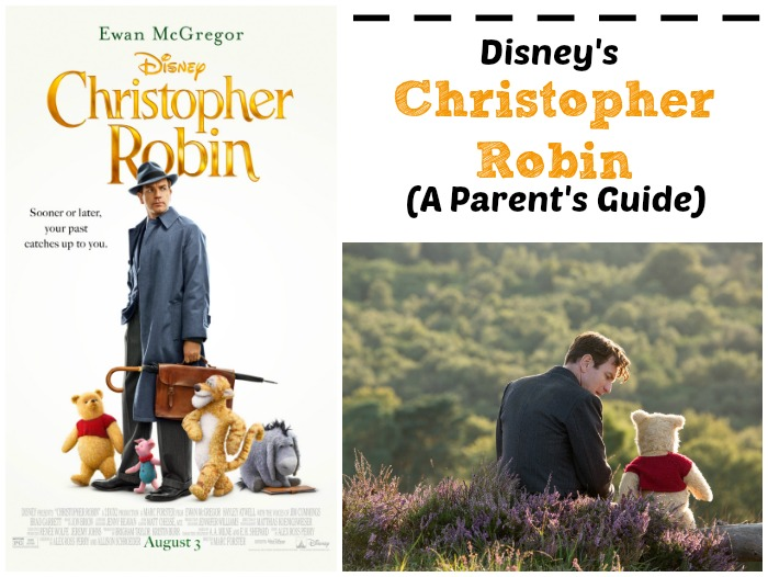 Christopher Robin parent's guide