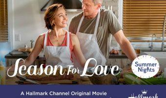 "Hallmark Channel's #SummerNights ""Season for Love"" Premiering Saturday, August 25th at 9pm/8c! #SeasonforLove"