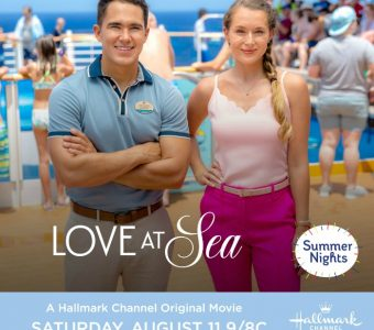 "Hallmark Channel's #SummerNights ""Love at Sea"" Premiering Saturday, August 11th at 9pm/8c! #LoveatSea"