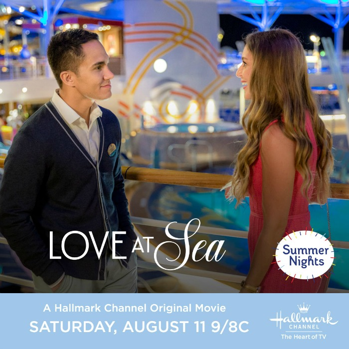 Hallmark Channel's Summer Nights Love at Sea