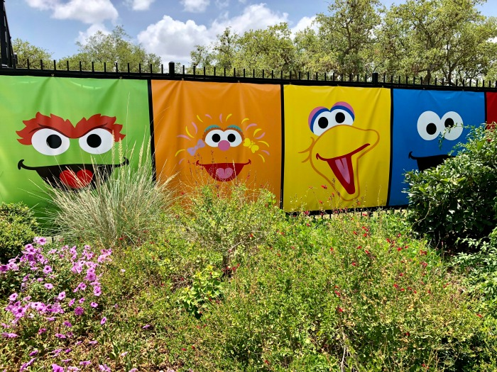 SeaWorld Texas Sesame Street Theme