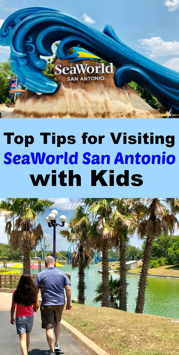 Top Tips for Visiting SeaWorld San Antonio with Kids