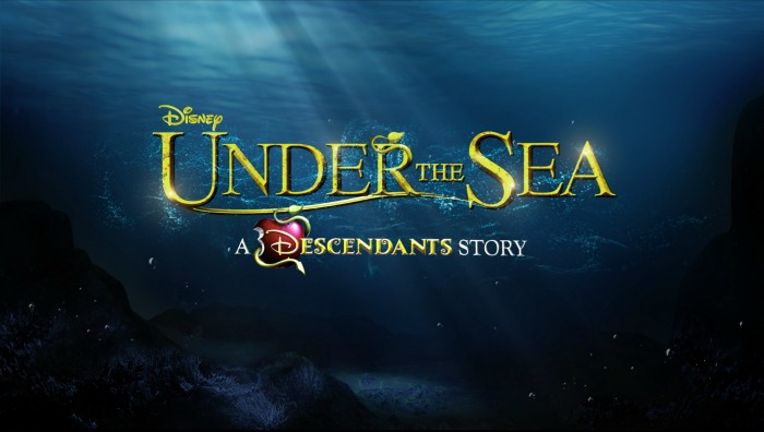 Under the Sea A Descendants Story