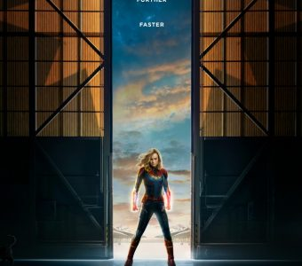 First Official Trailer for Captain Marvel (and 9 NEW Photos)