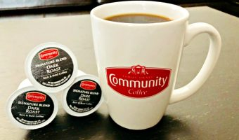 Community Coffee at Sam's Club