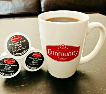 Community Coffee at Sam's Club (Giveaway)