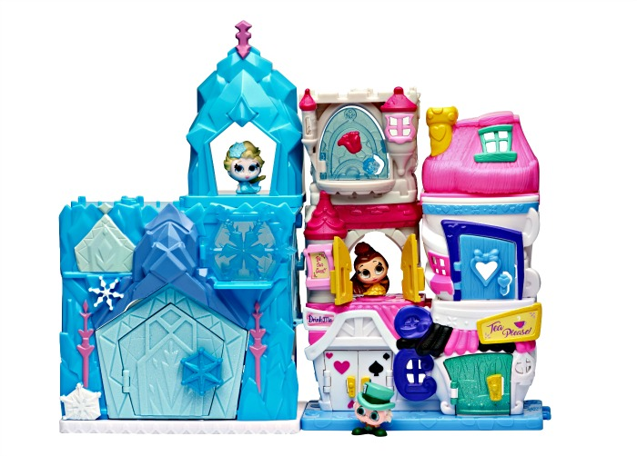 Disney Doorables character playsets