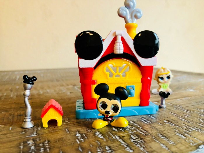 Disney Doorables playsets