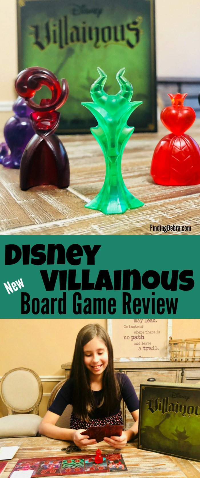 Disney Villainous Board Game Review