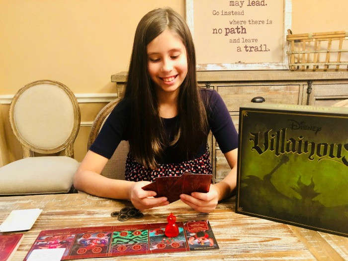 Disney Villainous Board Game strategy