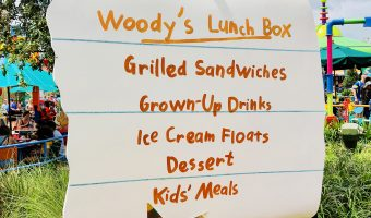 Woody's Lunch Box review in Toy Story Land