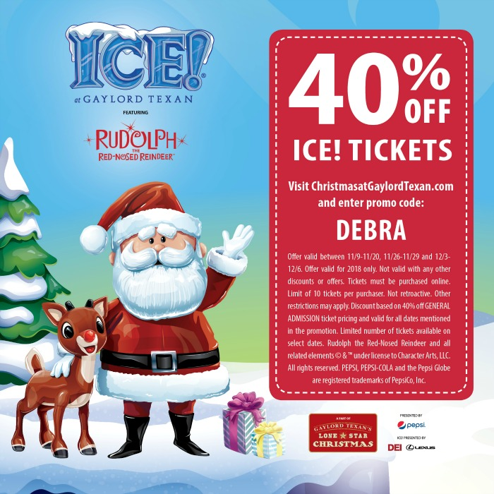 Gaylord Texan ICE 2018 Discount