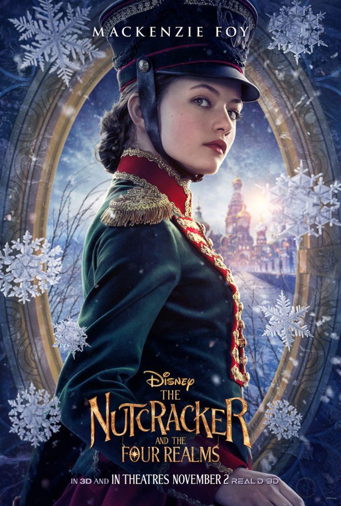 Mackenzie Foy #DisneysNutcrackerEvent