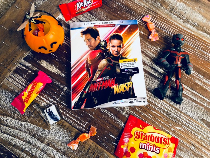 Ant-Man and the Wasp Blu-Ray Giveaway