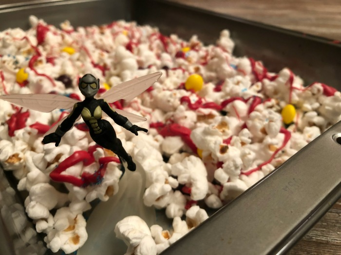 Ant-Man and the Wasp party treats