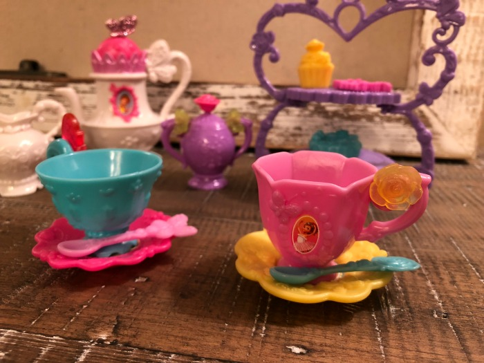 Disney's Fancy Nancy Toys - tea set